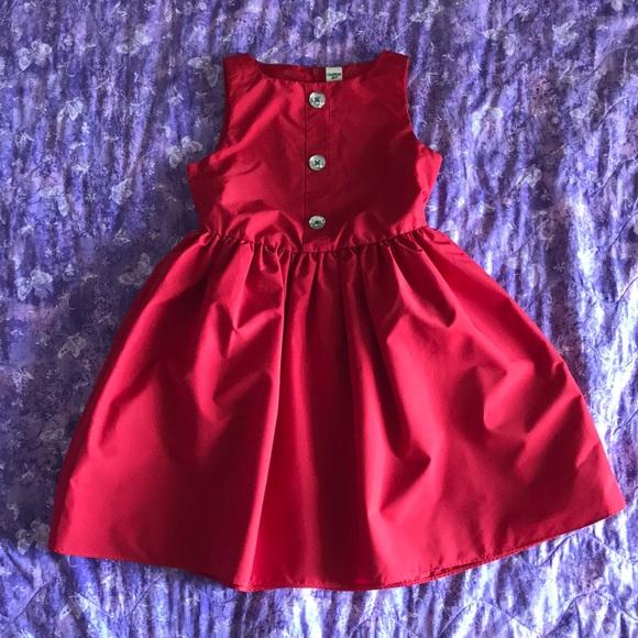OshKosh B'gosh Other - Girls Osh Kosh red dress